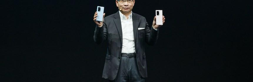 Huawei anuncia el HUAWEI Mate X2