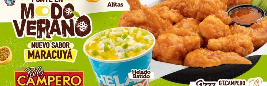 La nueva salsa de maracuyá que Pollo Campero trae en esta temporada