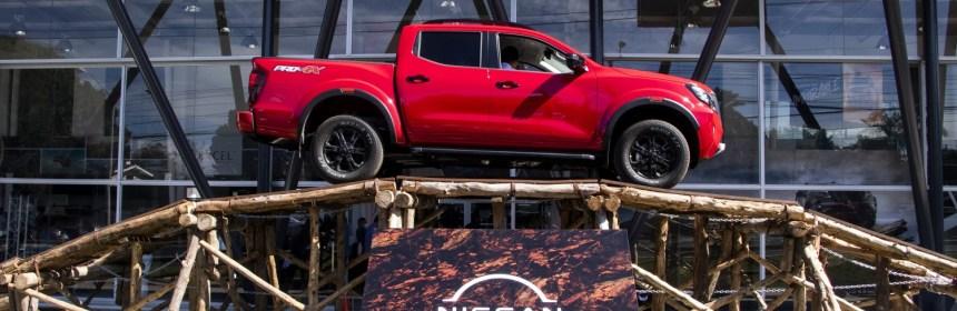 Llega a Guatemala la nueva Nissan Frontier
