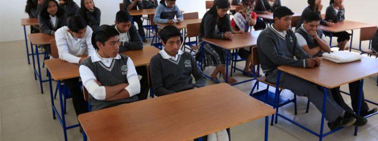 Comienza registro de jóvenes interesados en optar a beca de educación media