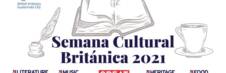Lanzamiento de Semana Cultural Británica en Guatemala