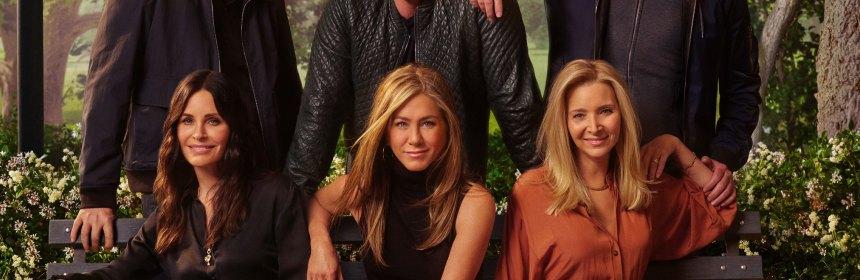 HBO hace público el tráiler de Friends The Reunion