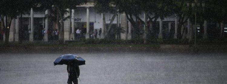 Lluvias podrían incrementarse a partir del jueves, según el Insivumeh