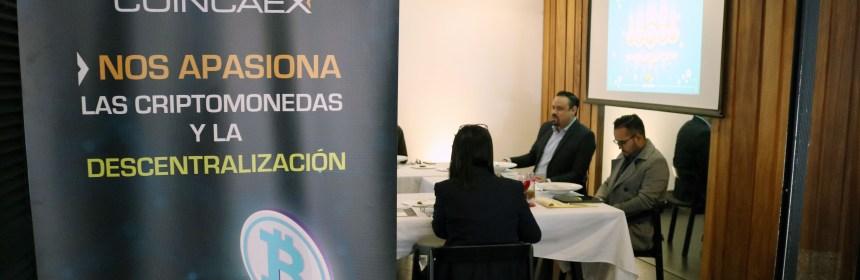 COINCAEX, el exchange guatemalteco de bitcoins llega a El Salvador