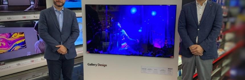 LG Electronics lanza los nuevos televisores LG OLED TV