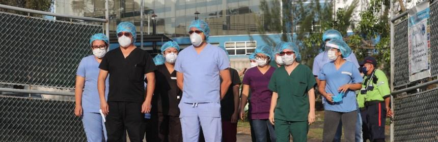 El impacto de la pandemia en la salud mental del personal médico