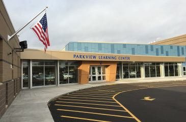 parkview_learning_center_front_of_building