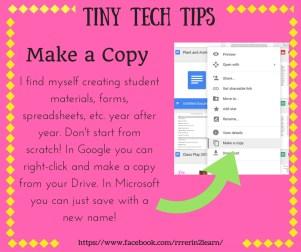 Tiny Tech Tip 4