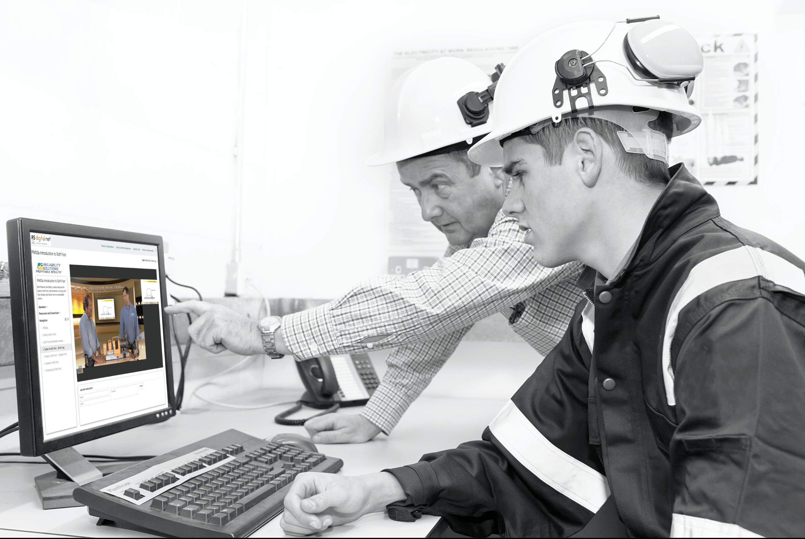 Online Reliability Training