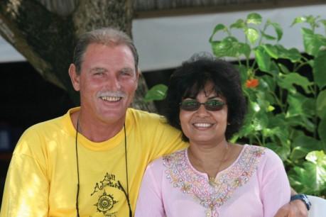 Tony and Zulfa