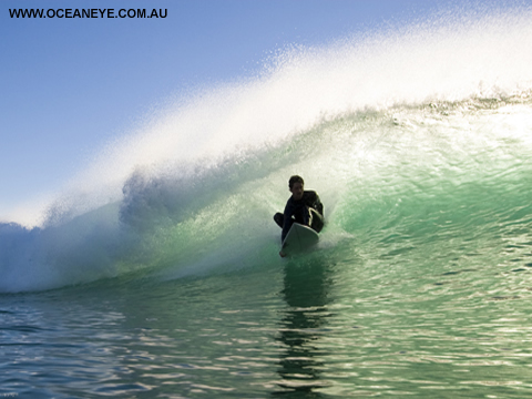 Squat Barrel - Narrabeen