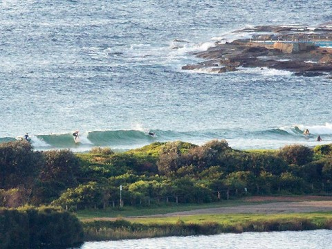 Clean, offshore little shutdowns