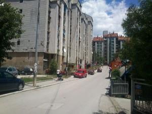Лето у Севојну
