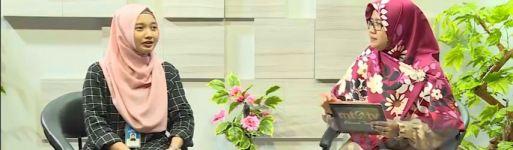 "Video Siaran Televisi Asyari Mia Lestari S.Gz, Ahli Gizi RS UNS Dengan Tema ""KOLESTEROL"""