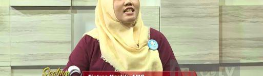 "Video Siaran MTA TV Fietras Nastiti, AMG, Praktisi Gizi RS UNS Dengan Tema ""SOFTDRINK DITINJAU DARI SEGI GIZI"""