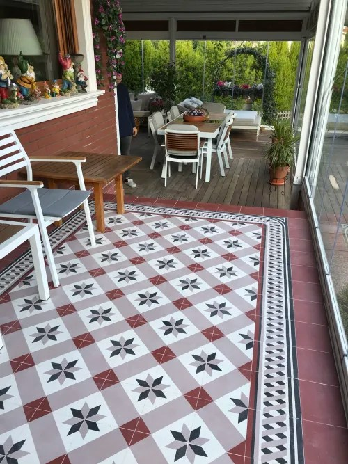 cement tile series by karoistanbul seen