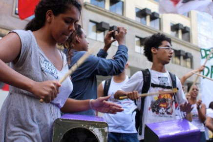 Resistance in Rio
