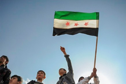 Statement of solidarity with the Syrian revolution