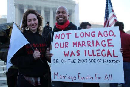 America: Two Cheers for Marriage Equality