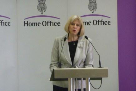 Theresa May on terrorism – ramping up failed, racist policies
