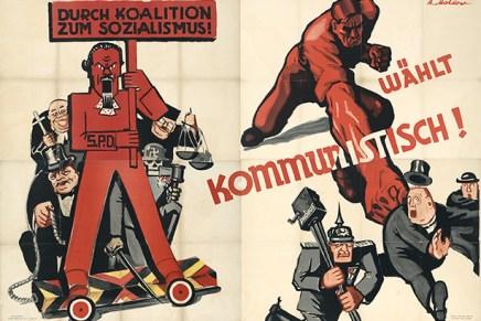 Germany 1918-23: A forgotten history of revolution