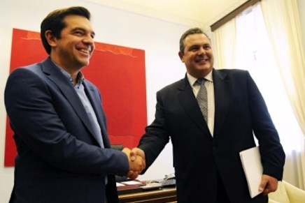 Turnout drops in Greek elections as Syriza is returned to government