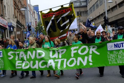 NUT conference 2015 report: why are teachers always complaining?