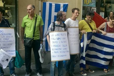 Solidarity with Greece: round-up