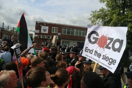 Stopping Elbit's death factory