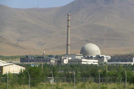 As Middle East goes nuclear, global warming goes critical. Part 1: Iran