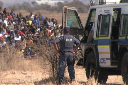 Miners Shot Down – remembering the Marikana Massacre