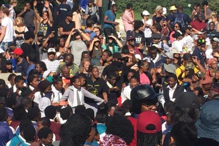 "South Africa: an ""amazing country-wide revolt"" is fighting student fee increases"