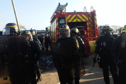 Whose security? Climate protests in France during the state of emergency