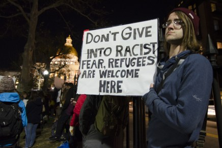 American protests challenge anti-migrant racism