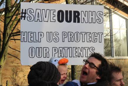 Save our NHS! Junior doctors speak