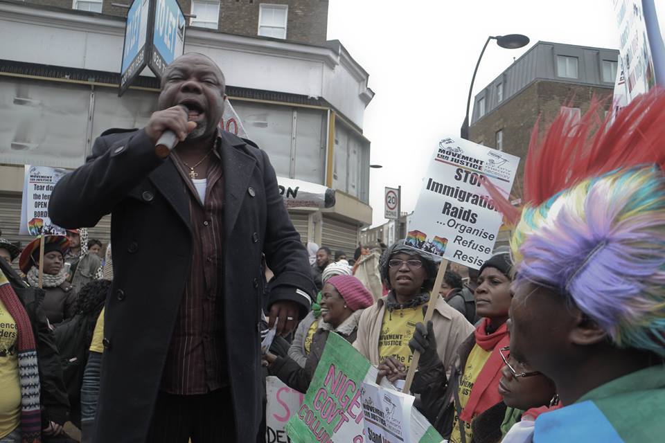 One of the Peckham shopkeepers who spoke