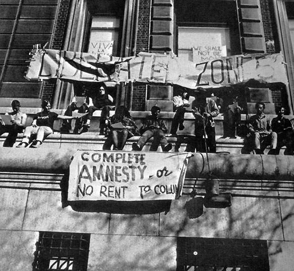 Student Occupation late 1960s