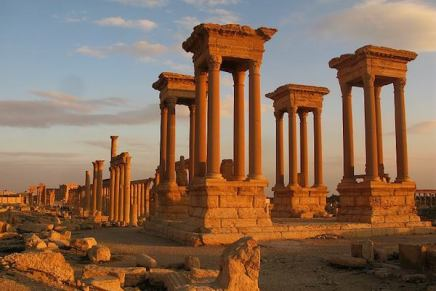 On cultural appropriation, from American Spirit to Palmyra