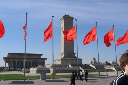 Remembering the riots of spring 1976 in China