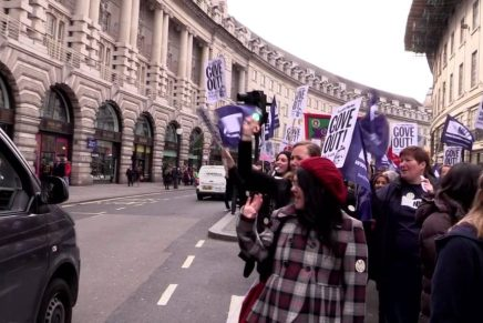 Ready to strike – a report from the NUT conference, part 1