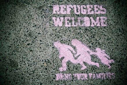 'Refugees Welcome Here: Racism out of the Referendum' rally report