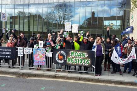 John Roan school successfully resists restructuring and redundancies