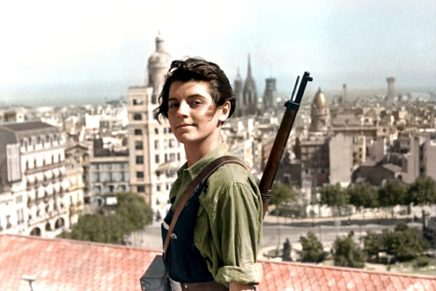 1936: revolution in Spain