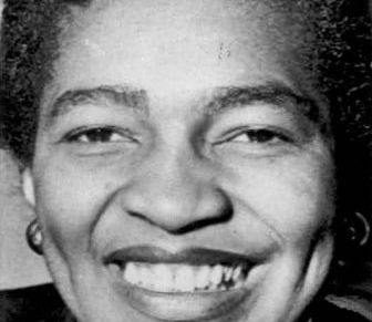 Revolutionary portrait: Claudia Jones (1915–1964)