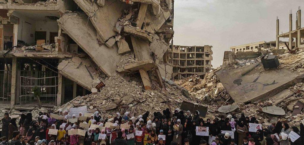 Photo:Syria Freedom Forever