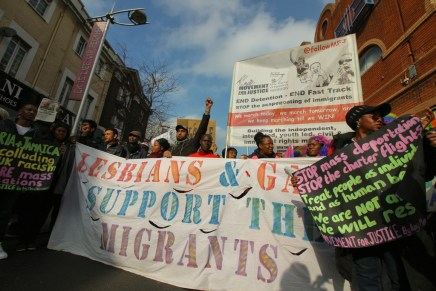 Peckham Pride: 'When one marginalised group becomes a target, it is a risk to all of us.'