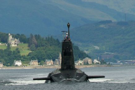 The wrong red line: why Unite needs a change on Trident