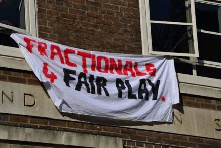 Interview: The Fight for Fair Pay in Universities