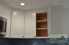 Installation-- Cabinetry