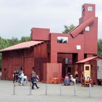 Atelier van Lieshout, Domestikator, Ruhrtriennale, 2015